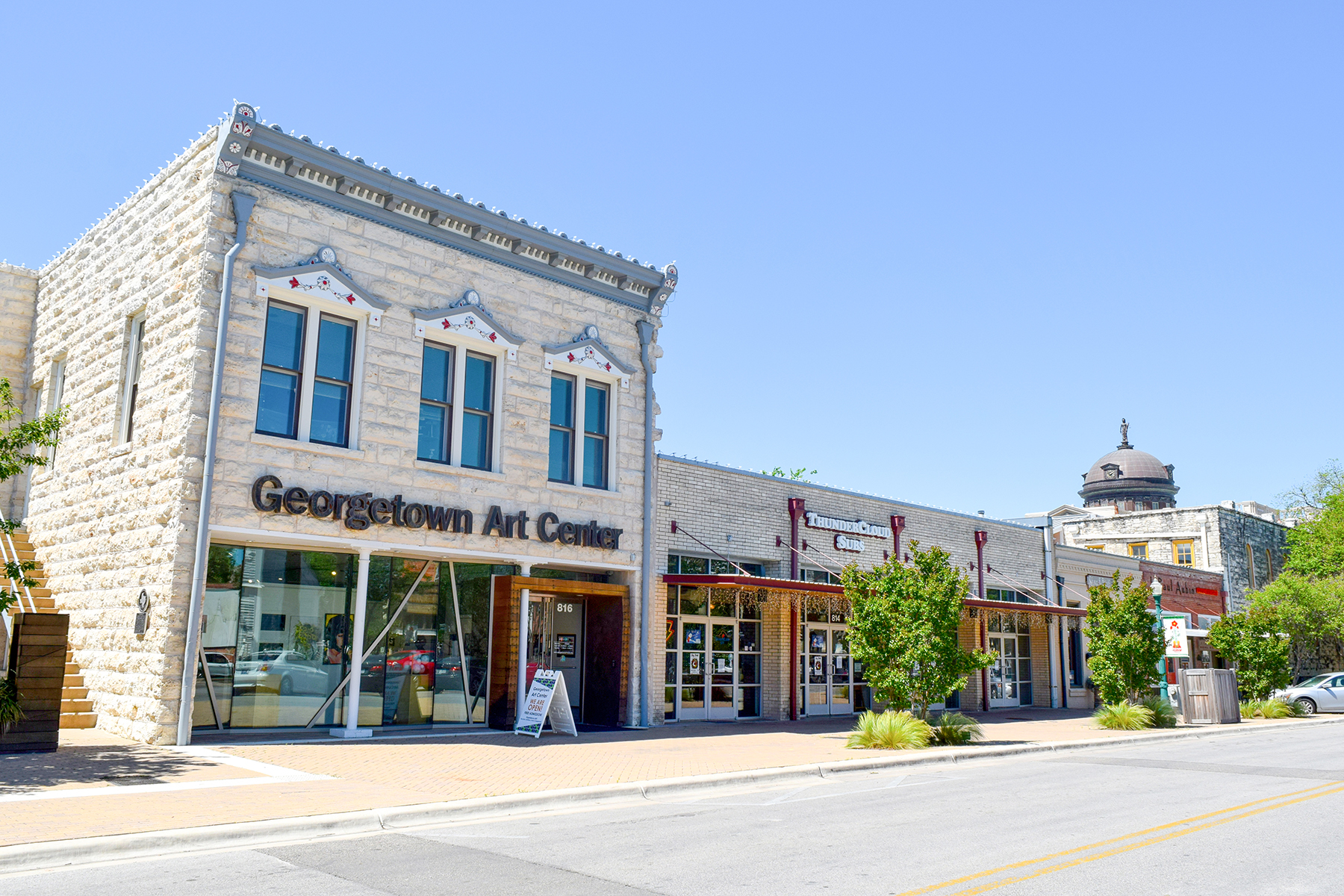 The Top 8 Reasons to Call Georgetown, TX Home