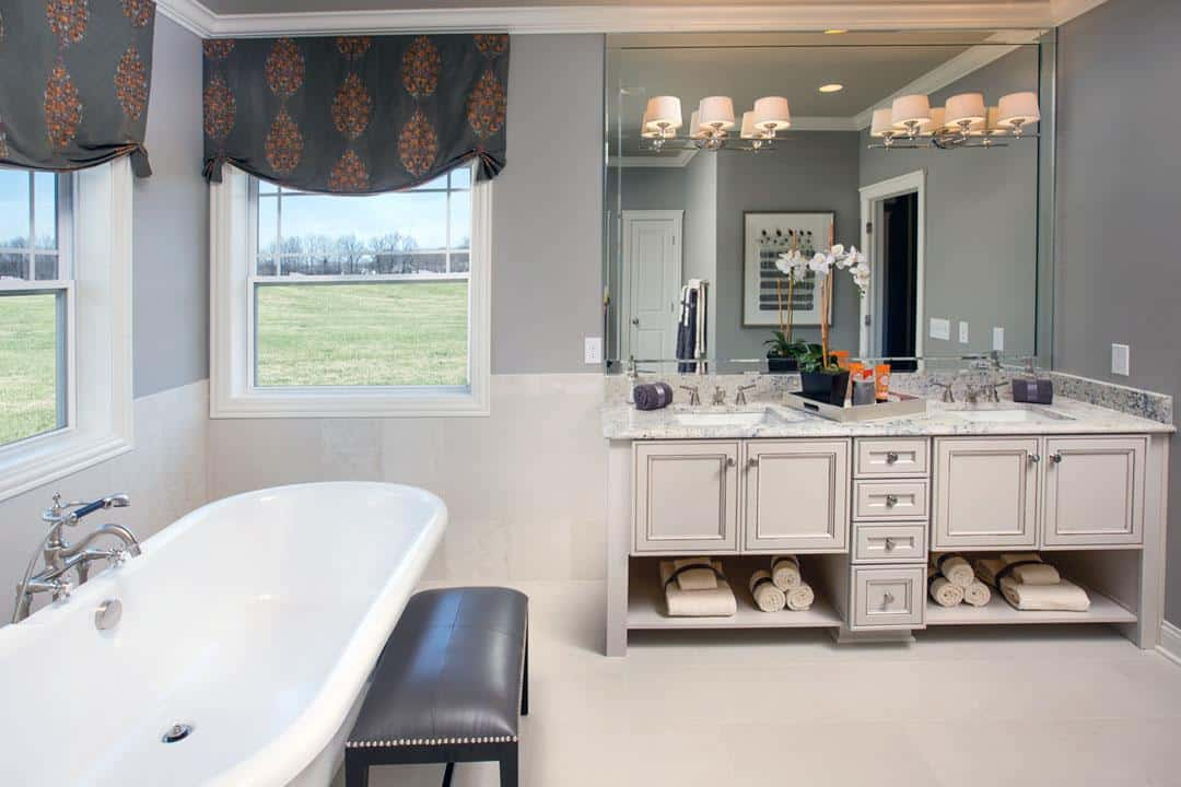 Fall in Love With the Owner's Bathroom You Didn't Know You Needed