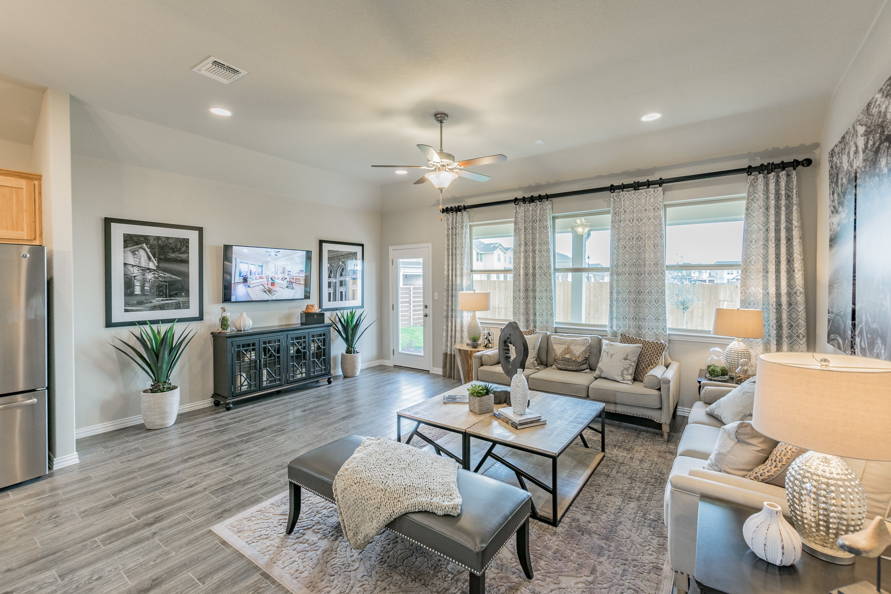 6 Creeks Signature Family Room