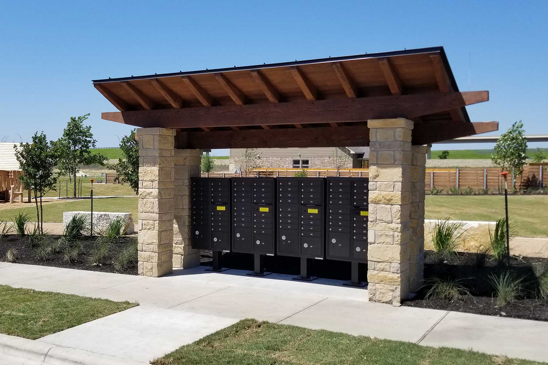 Carmel Creek Mailboxes