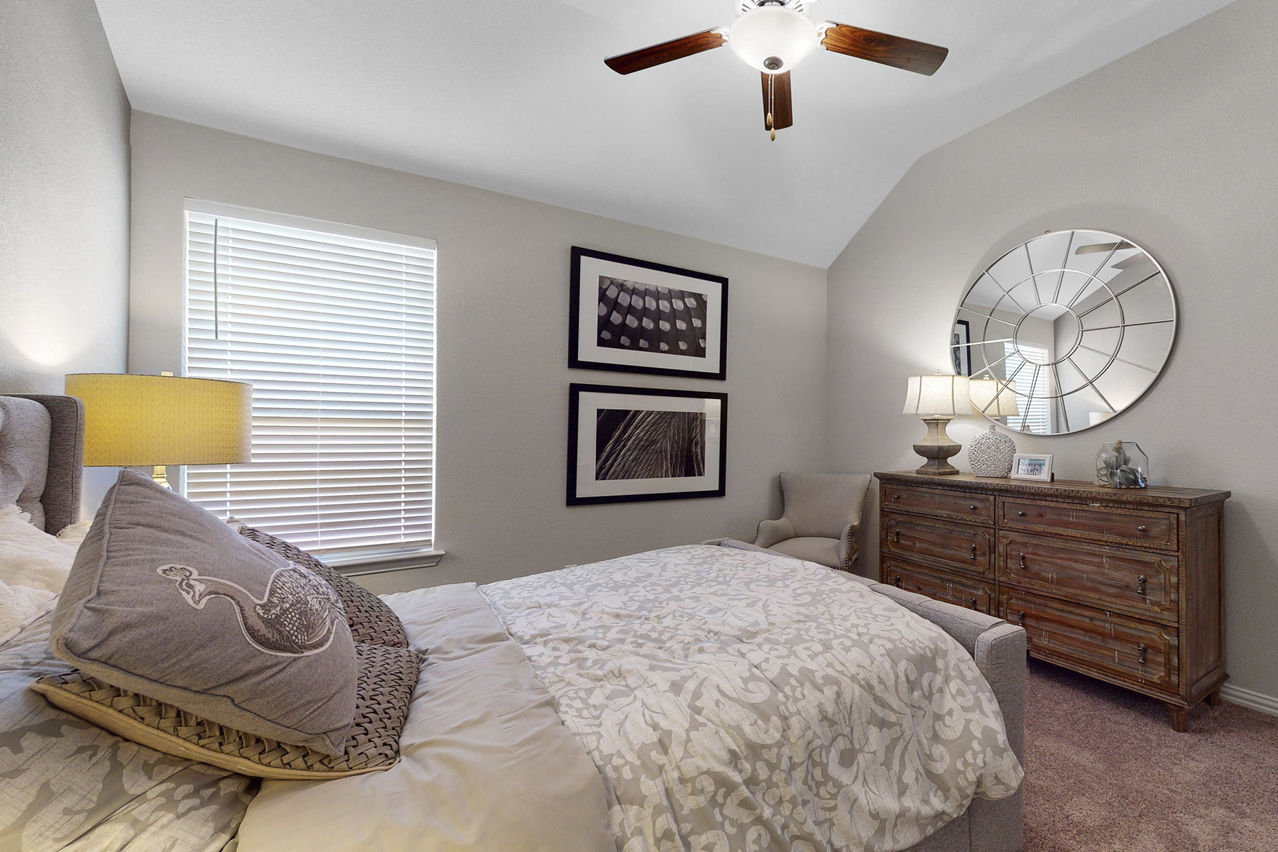 Carmel Creek Bedroom