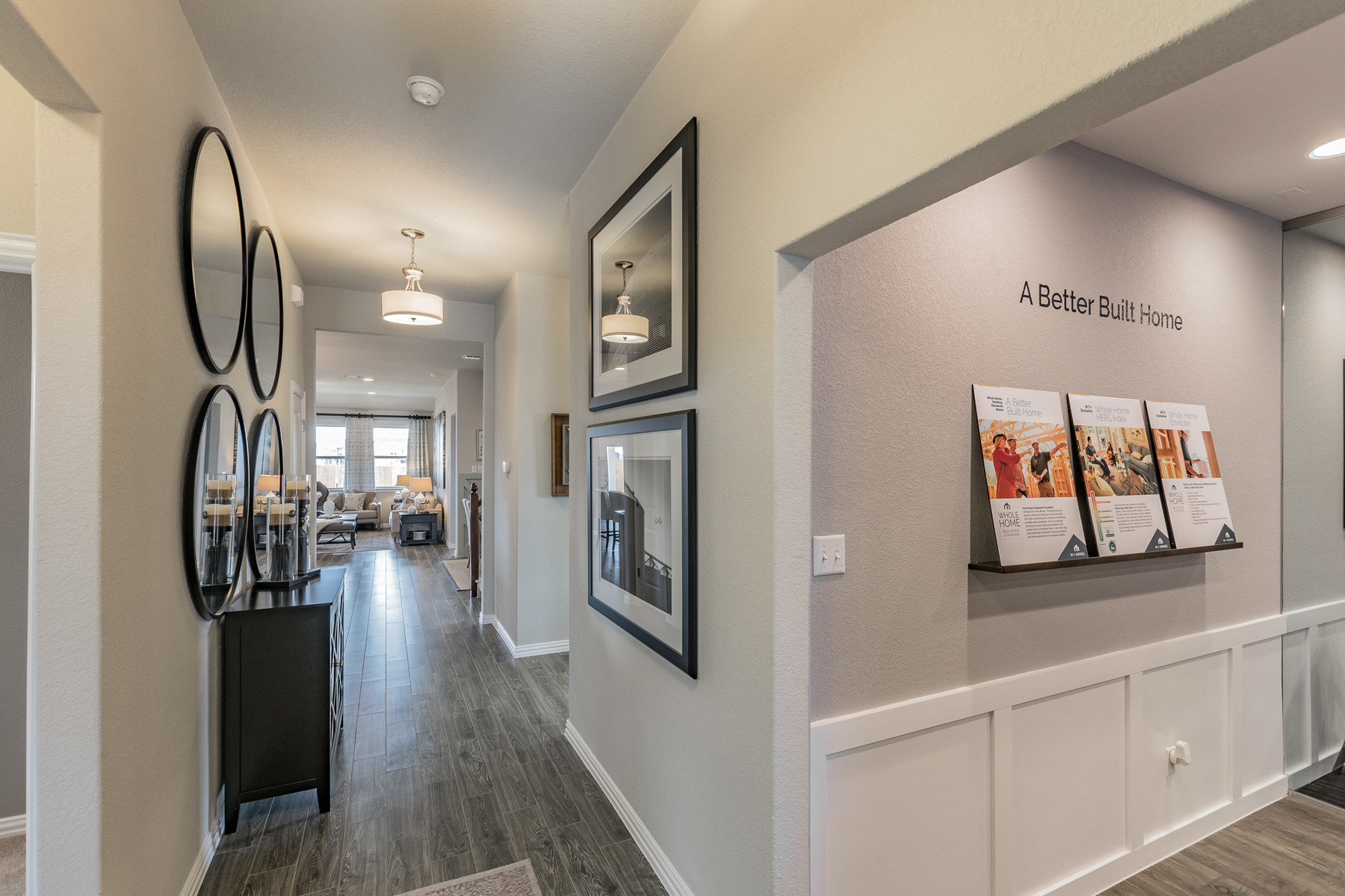 Carmel Creek Foyer