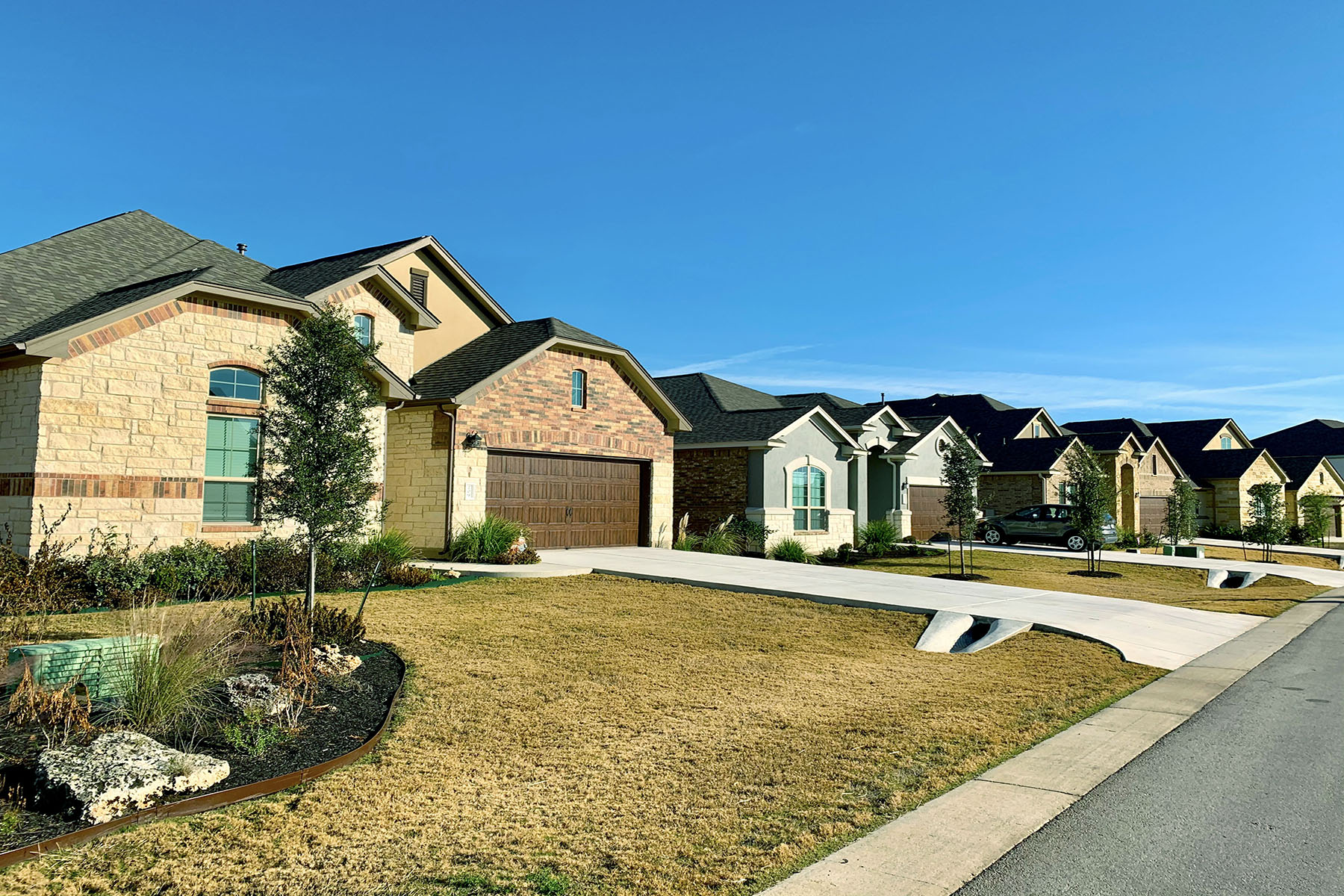 Arrowhead Ranch Streetscape