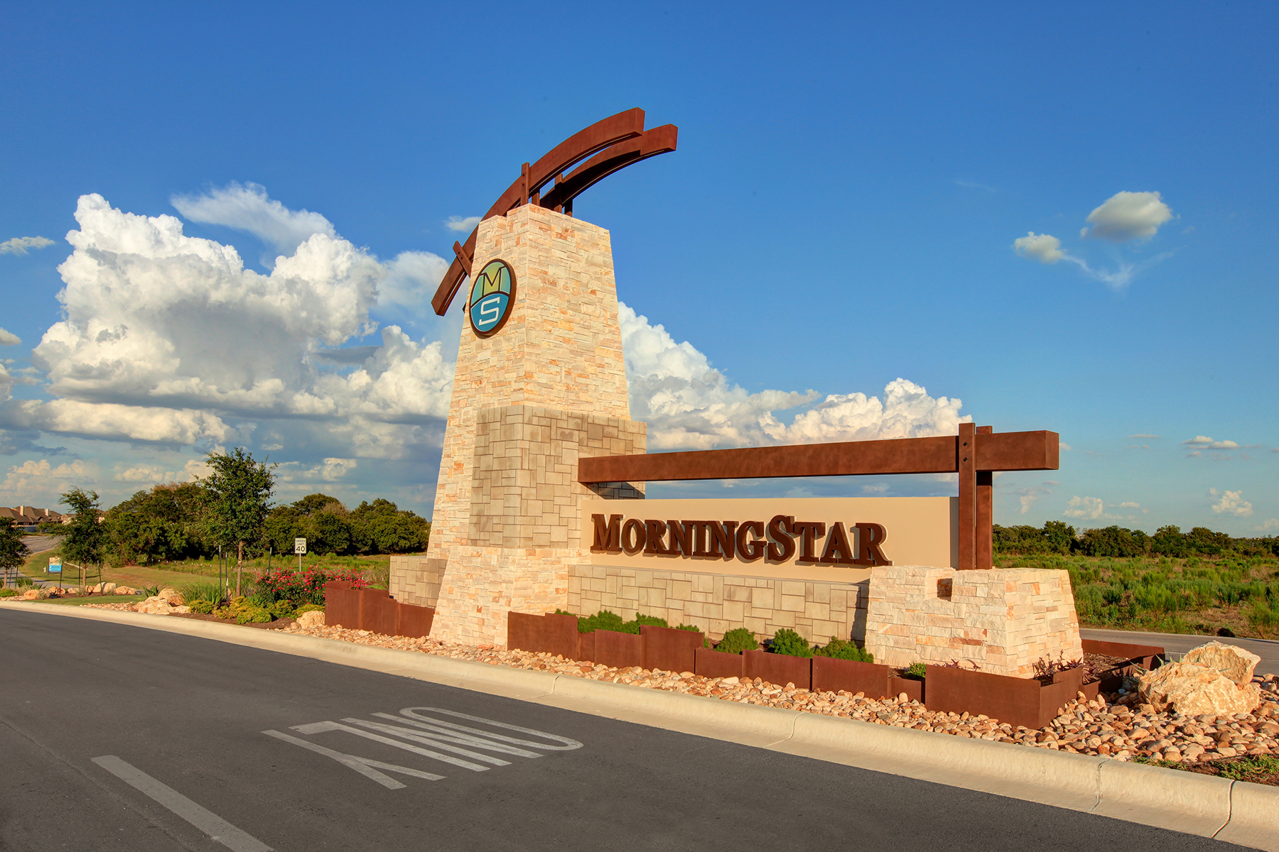 MorningStar Entrance