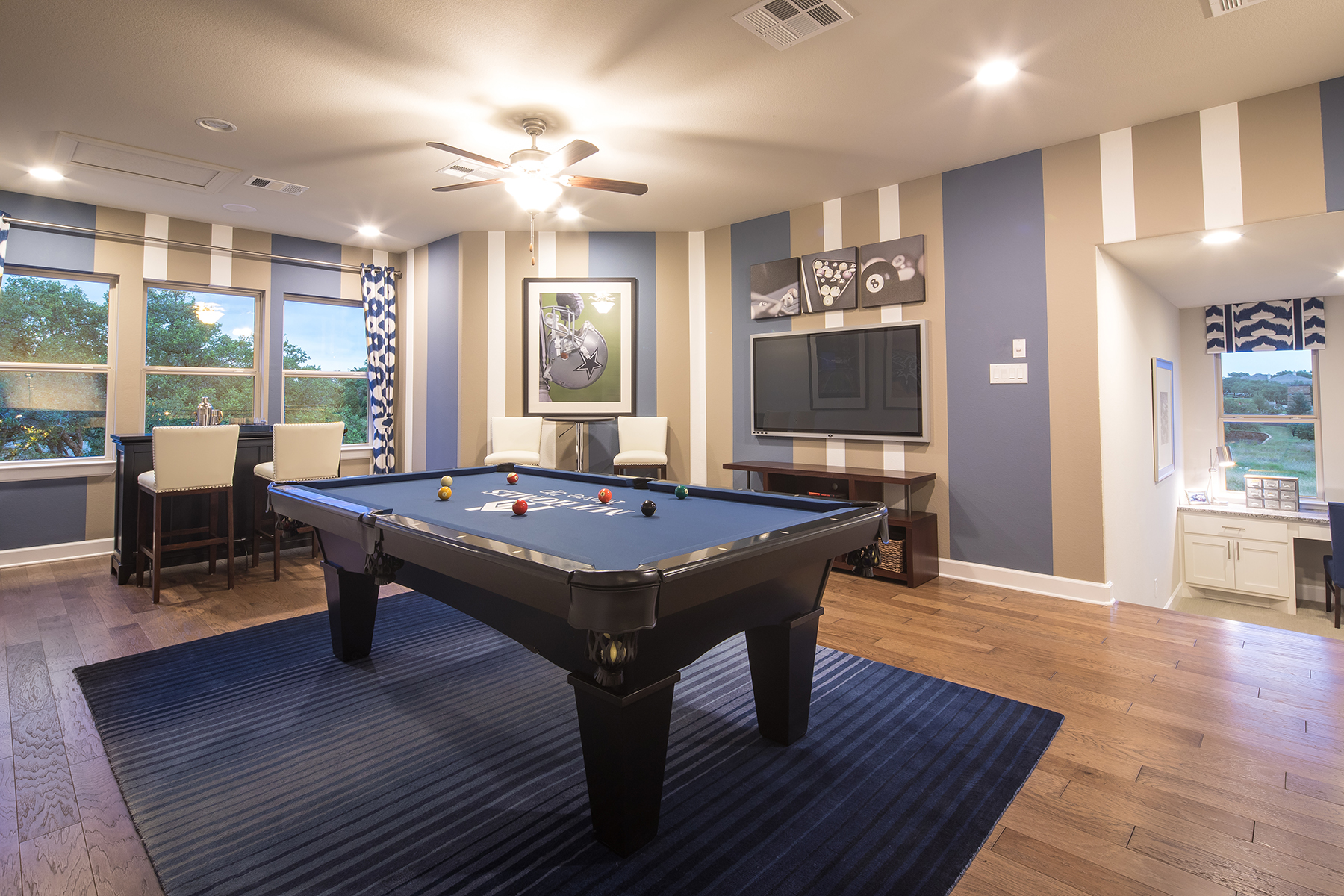Legacy Game Room