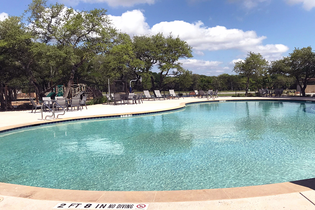 White Oak Preserve Pool