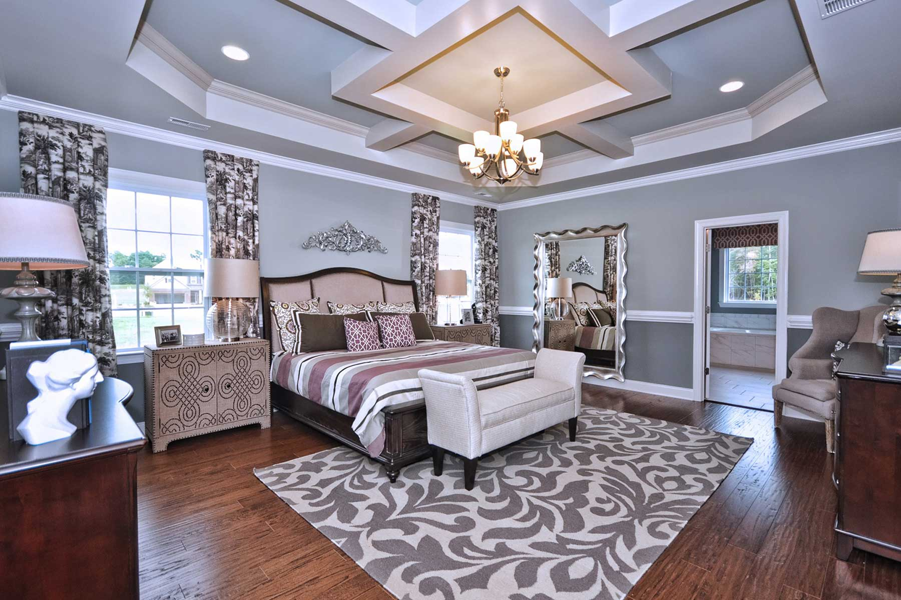 Covington Master Bedroom