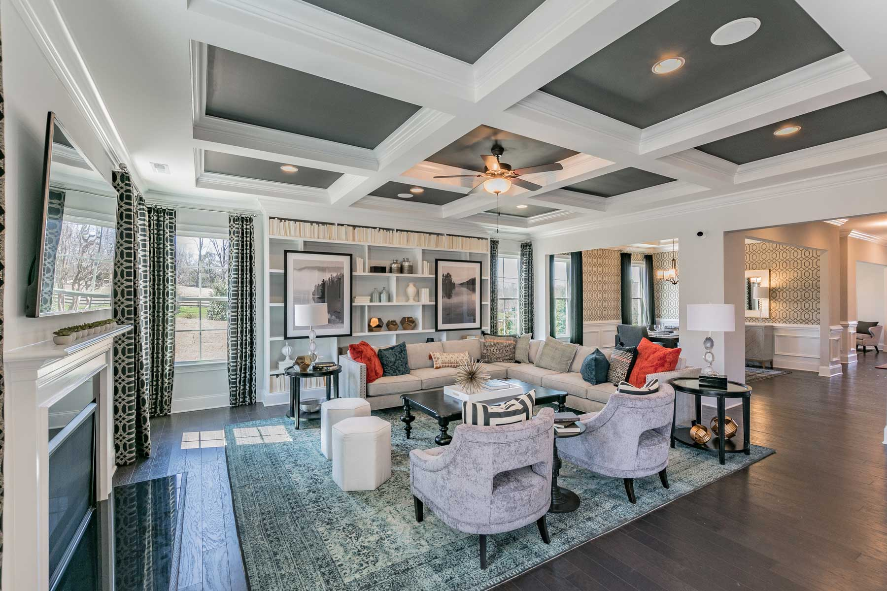 Harlow's Crossing Family Room