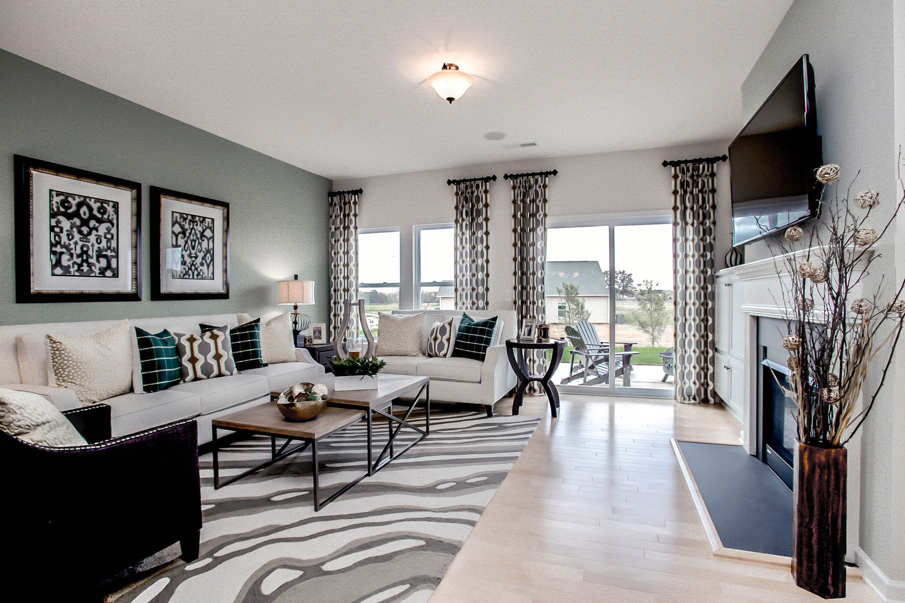 Heritage At Neel Ranch Family Room