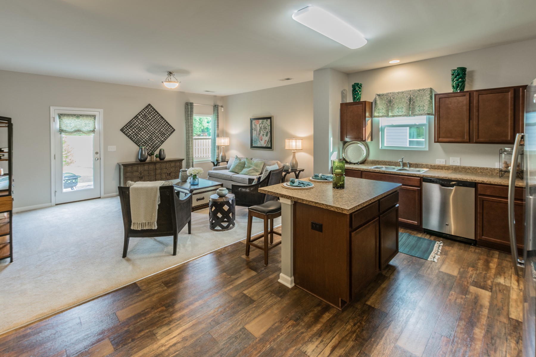 Heritage At Neel Ranch Smart Series Homes For Sale In Mooresville Nc M I Homes