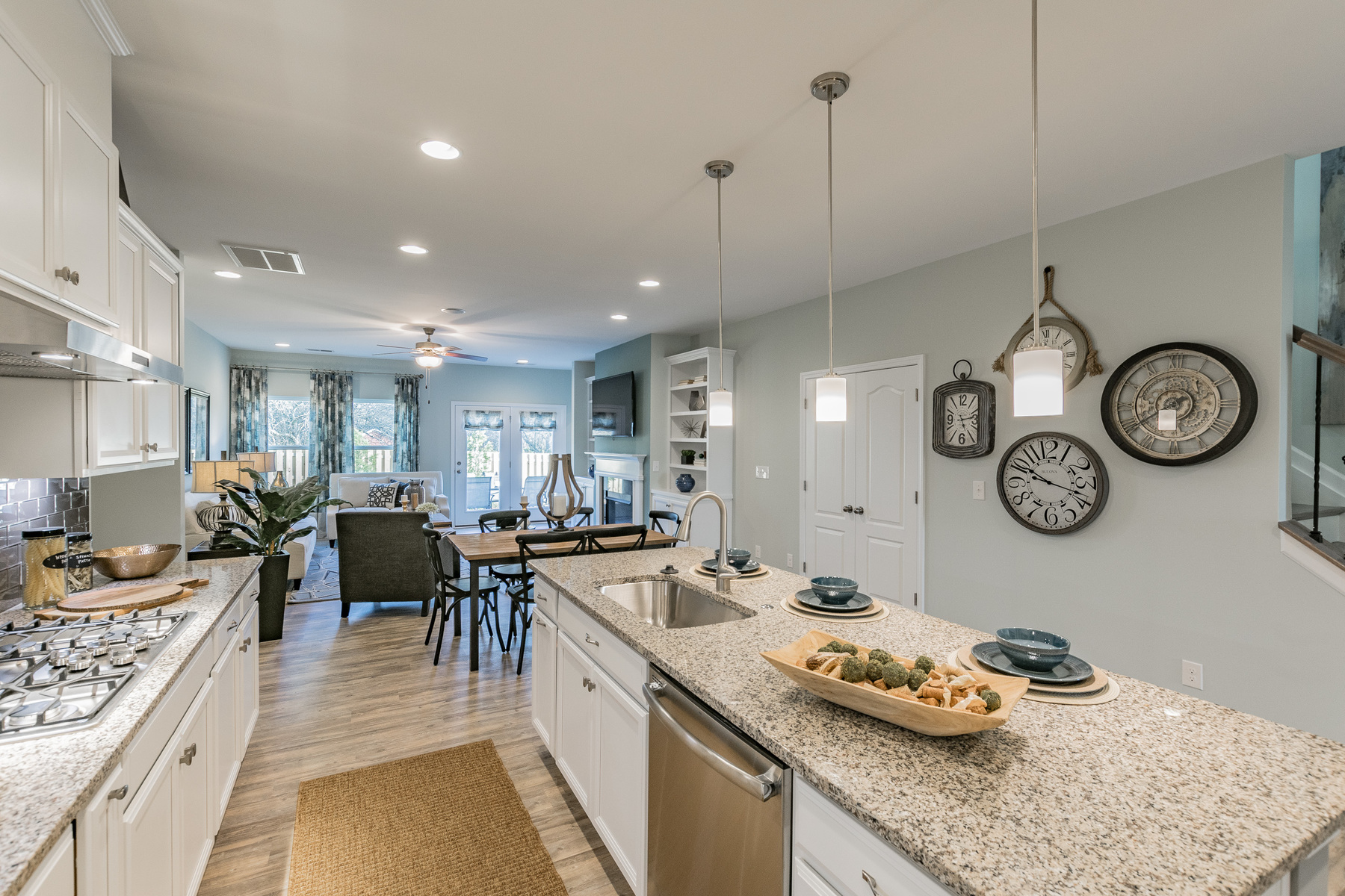 Heritage At Neel Ranch Carolina Ii Collection Homes For Sale In Mooresville Nc M I Homes