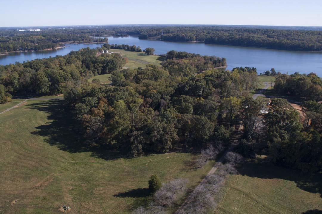 McLean - The Conservancy Aerial