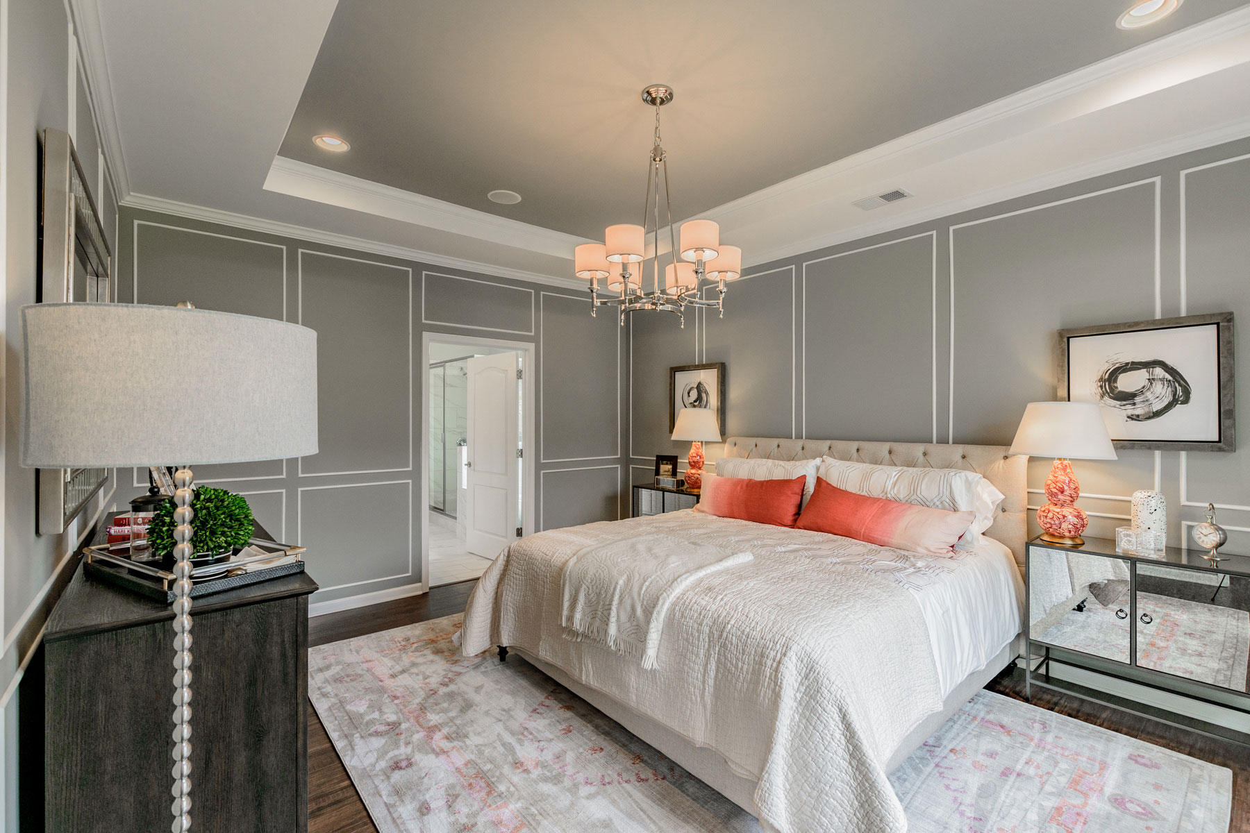 Walnut Creek Master Bedroom