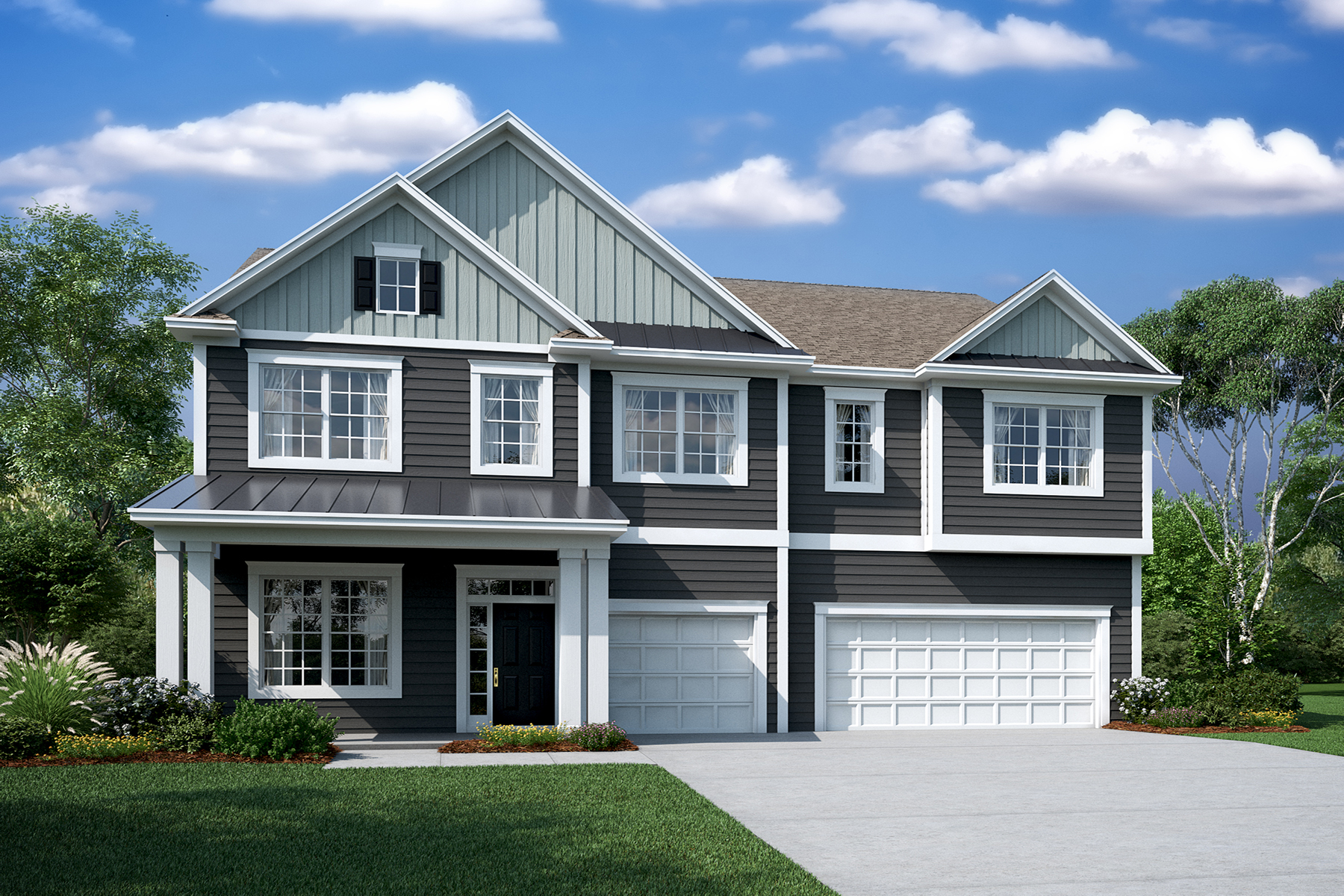 Brooksby Elevation A