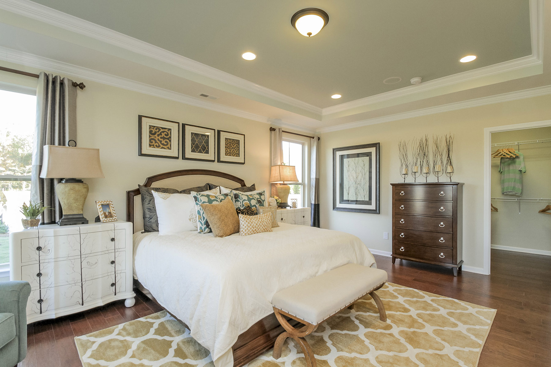 For Representational Purposes – Aberdeen Master Bedroom