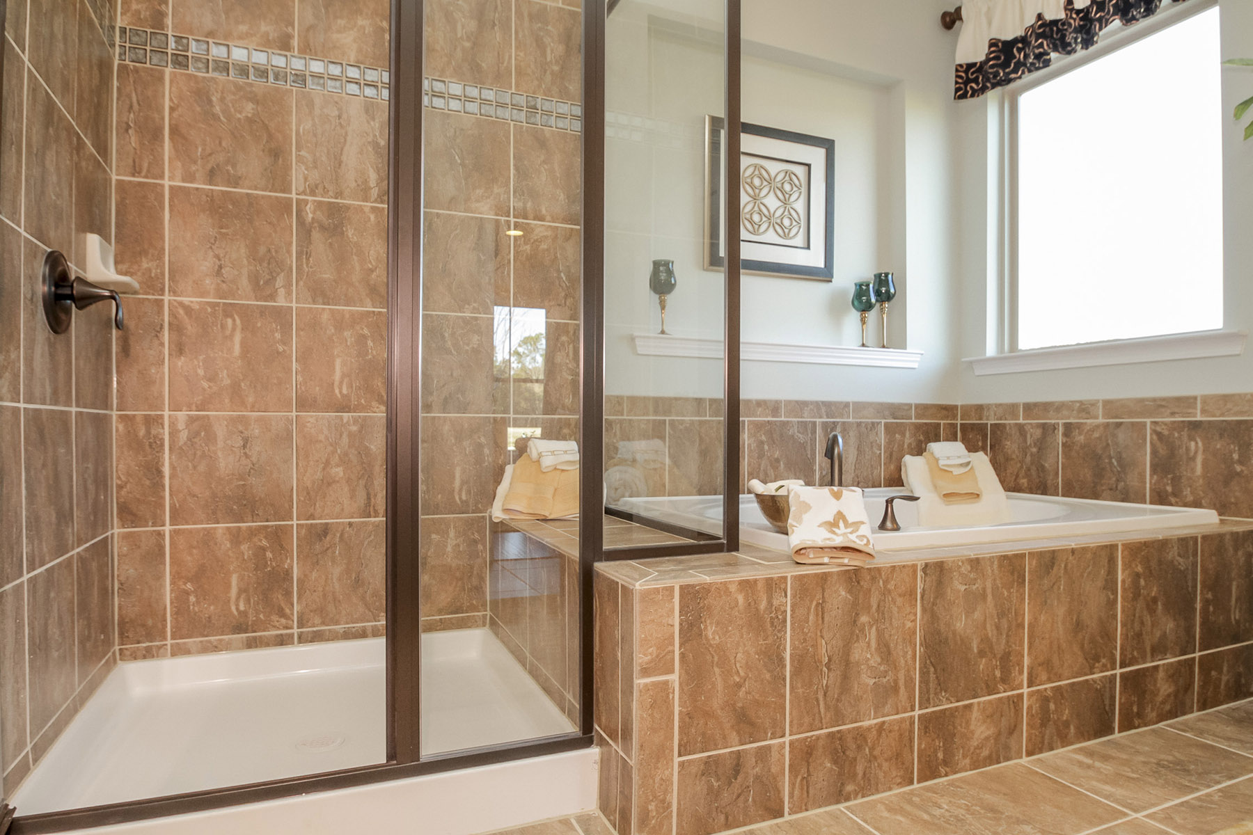 For Representational Purposes – Aberdeen Master Bathroom