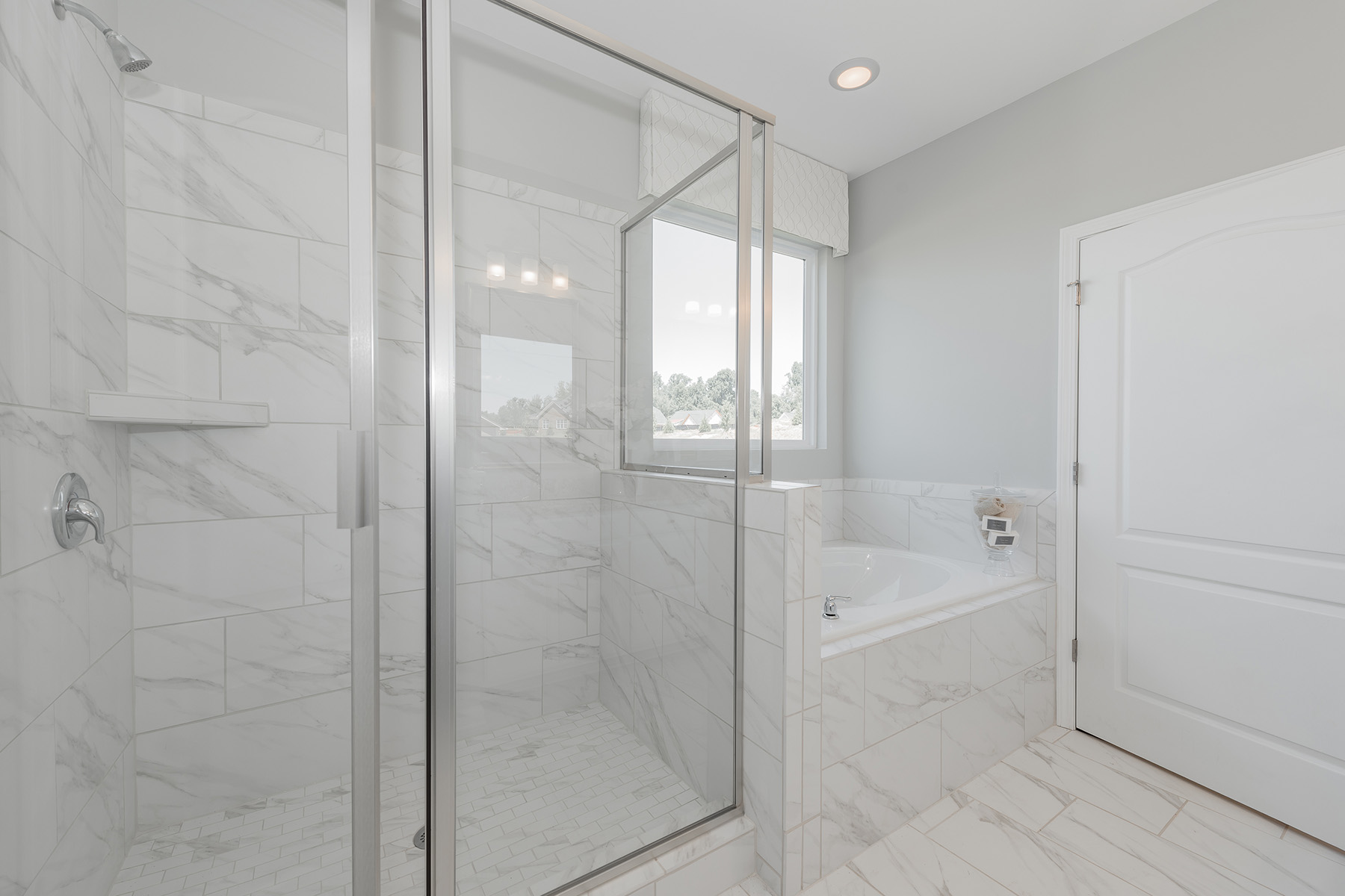 For Representational Purpose - Newport II Master Bathroom