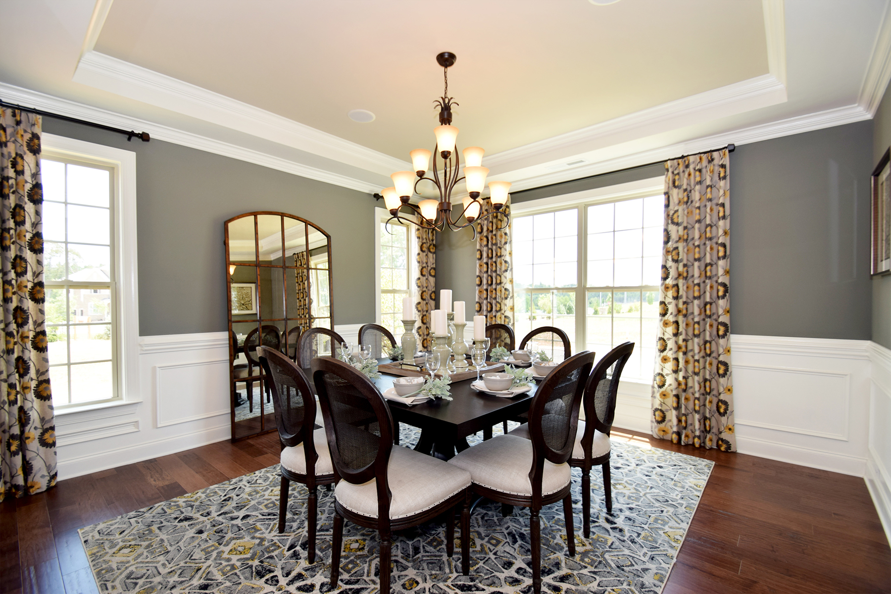 For Representational Purposes – Torrance Dining Room