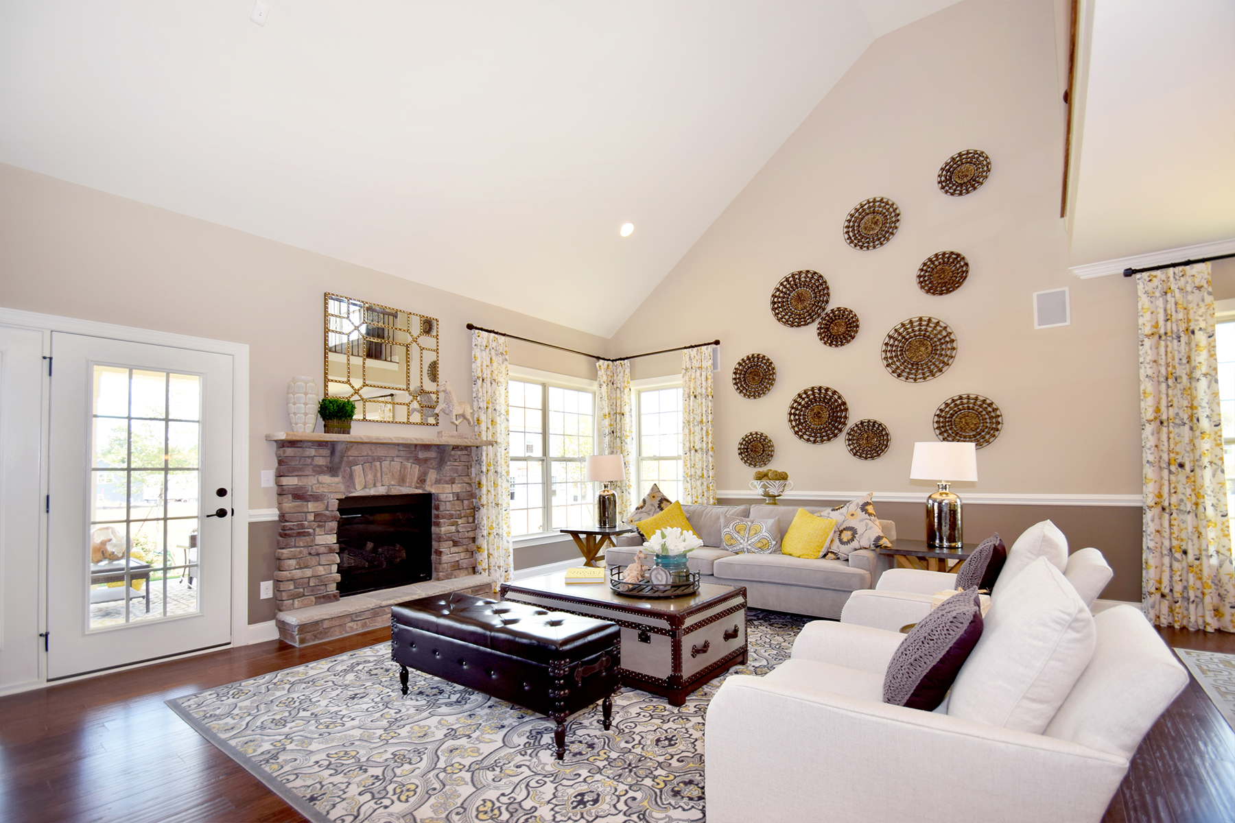 For Representational Purposes – Torrance Family Room