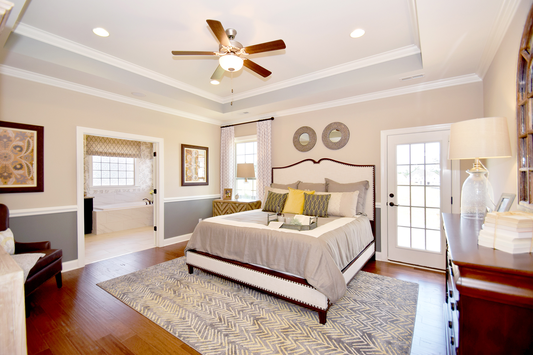 For Representational Purposes – Torrance Master Bedroom