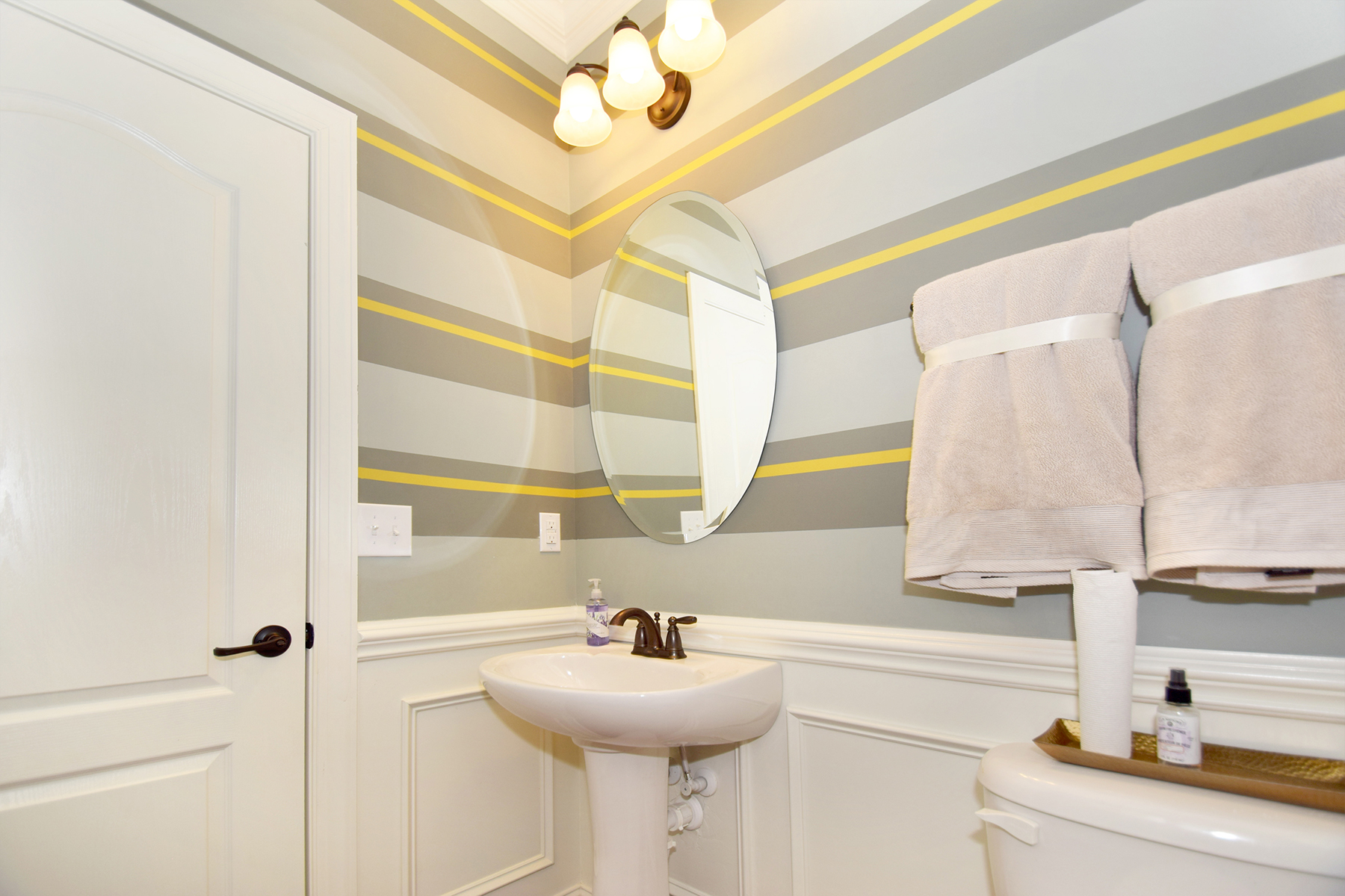 For Representational Purposes – Torrance Powder Room