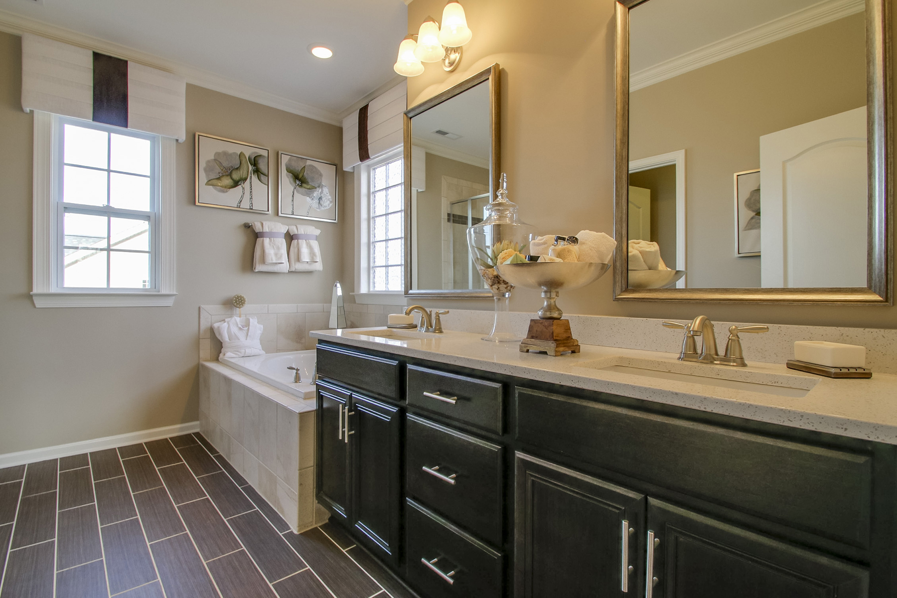 For Representational Purposes – Wilson Master Bathroom