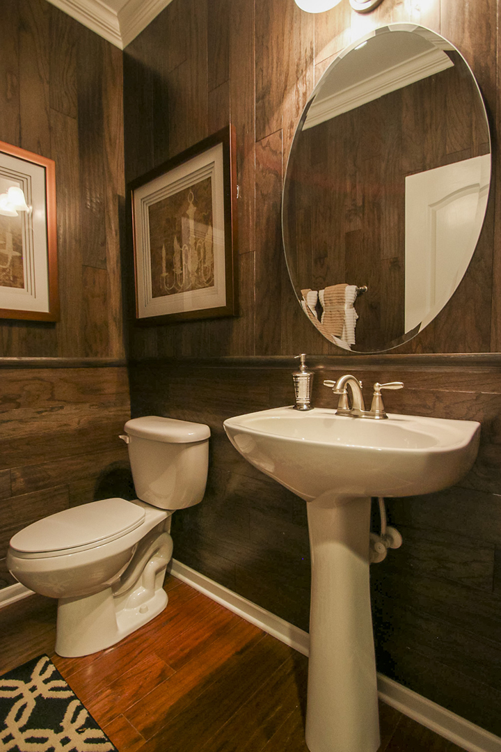 For Representational Purposes – Wilson Powder Room