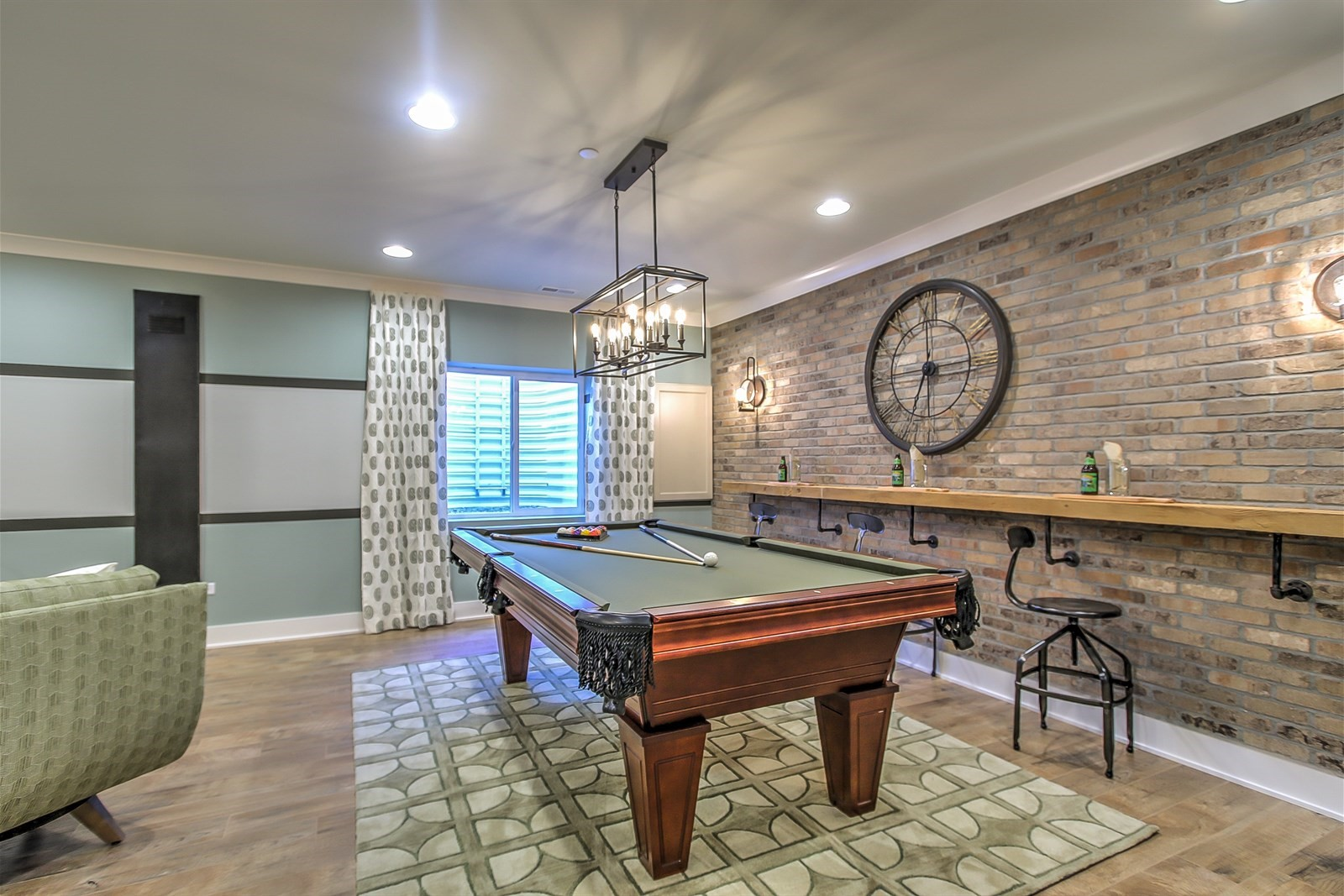 Brentwood Game Room