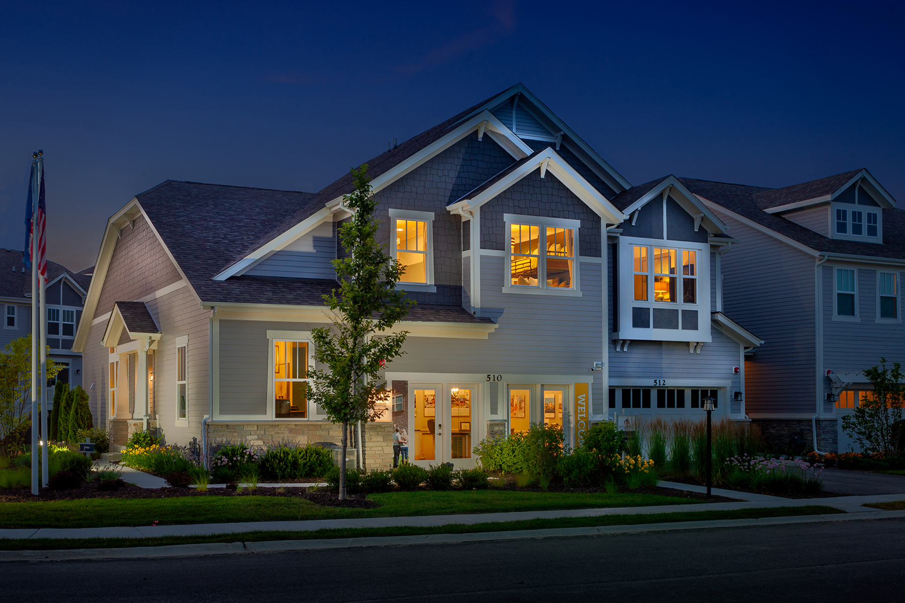 Brentwood Exterior