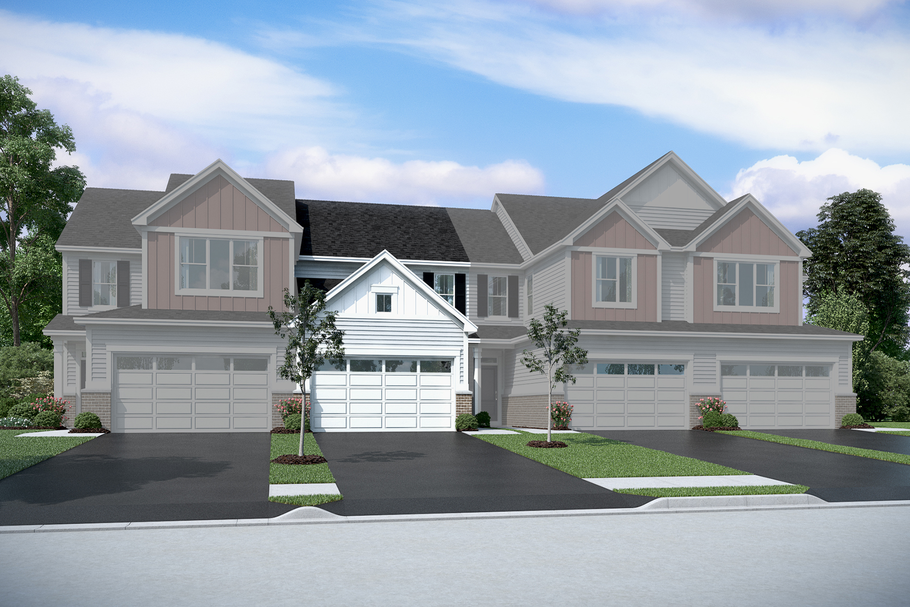 Front Exterior Elevation 2