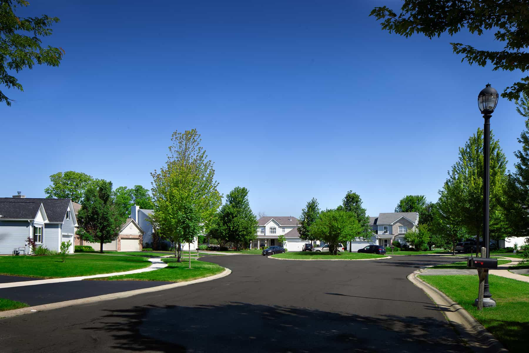 Lakewood Springs Streetscape