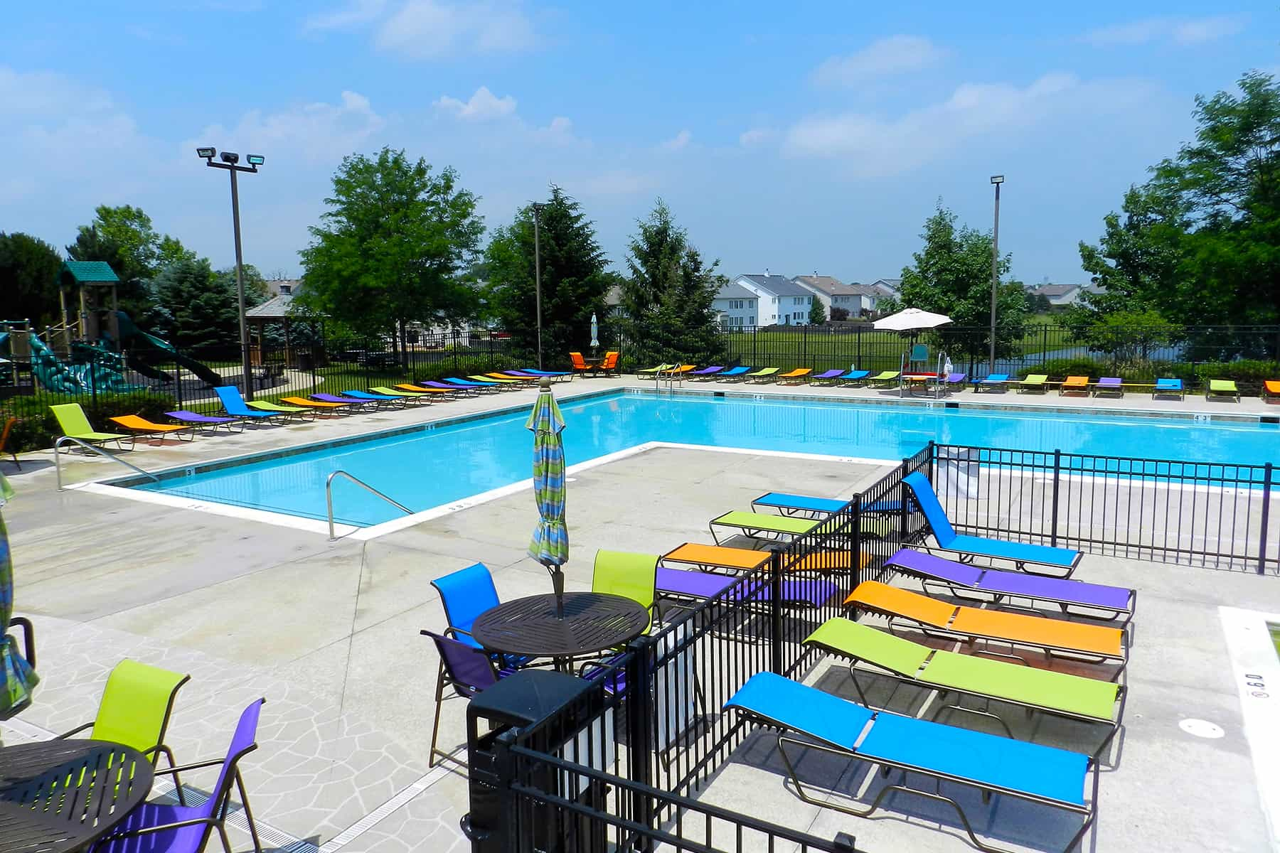 Lakewood Springs Community Clubhouse Pool
