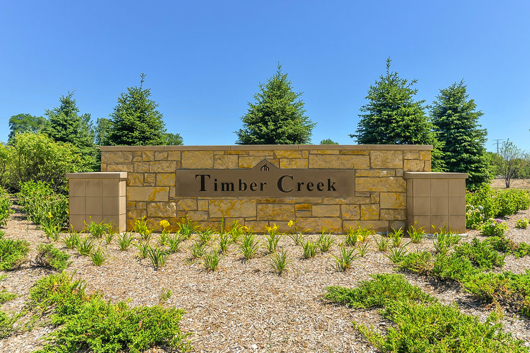 Timber Creek Entrance