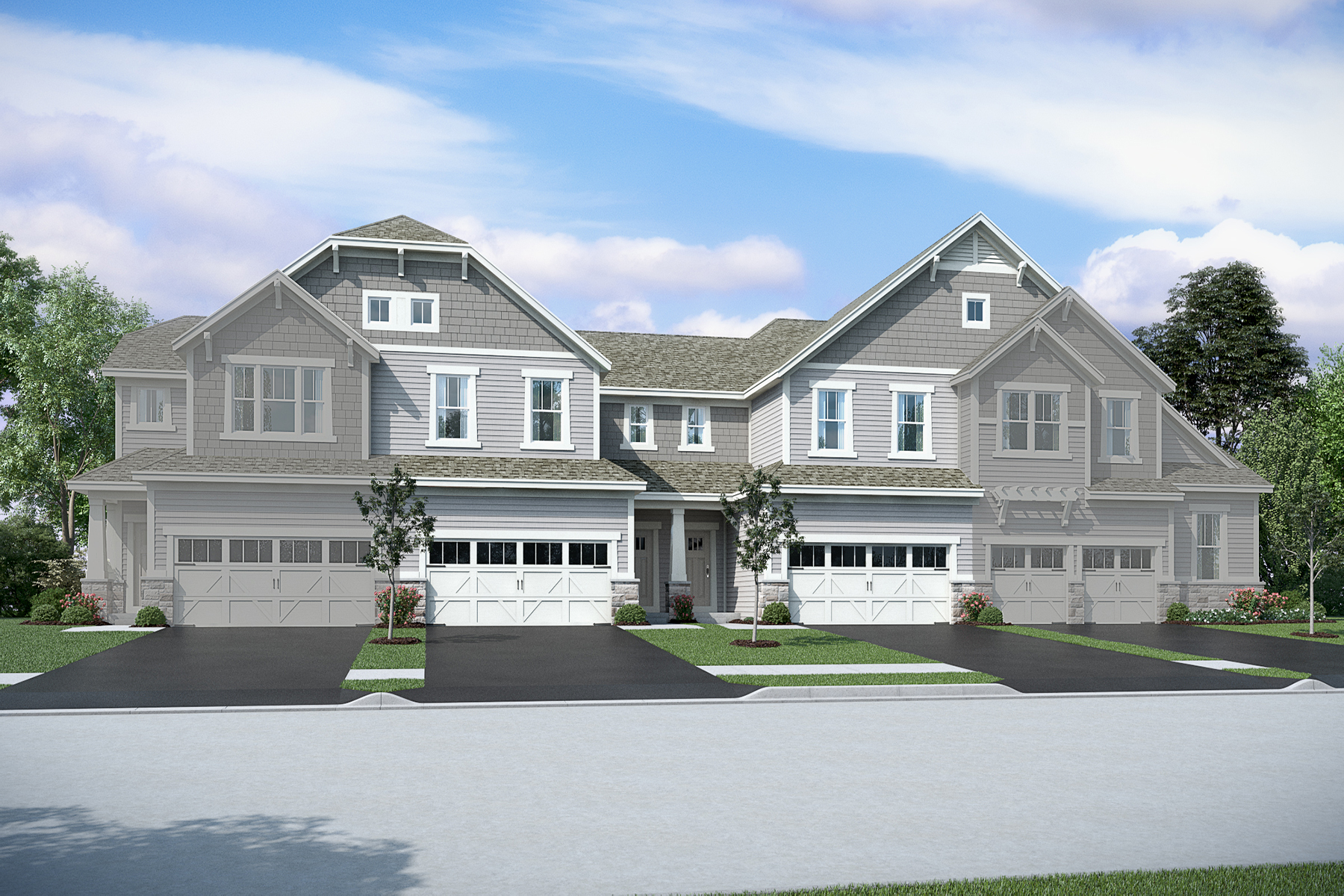 Brentwood Elevation F
