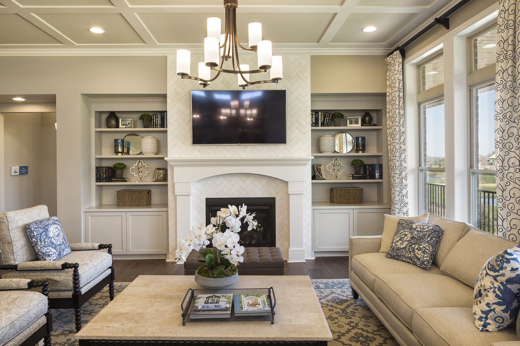 Retreat at Carriage Hill Family Room
