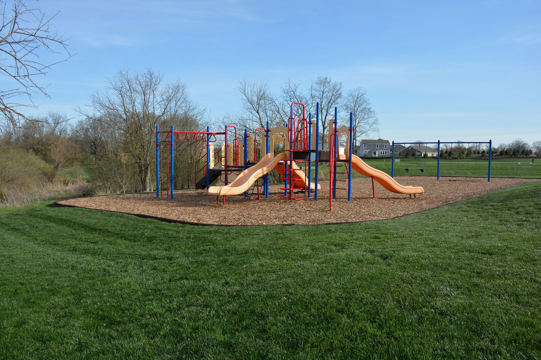 Trails of Shaker Run Playground
