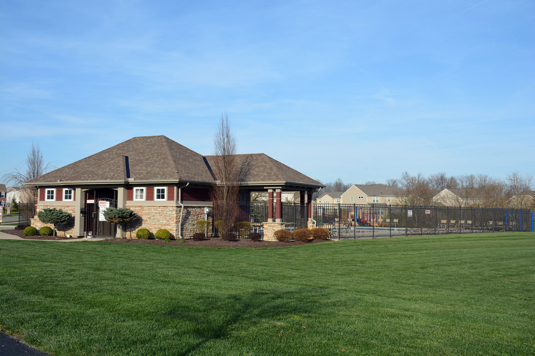 Trails of Shaker Run Estates Clubhouse