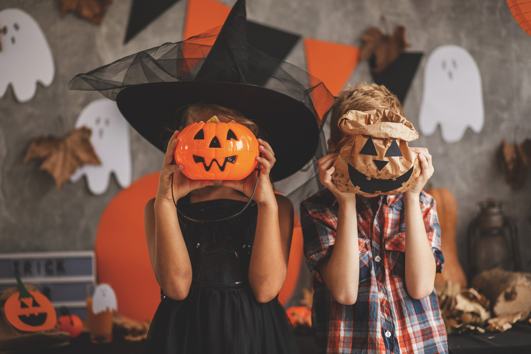 Is Your Neighborhood Trick-or-Treat Friendly?