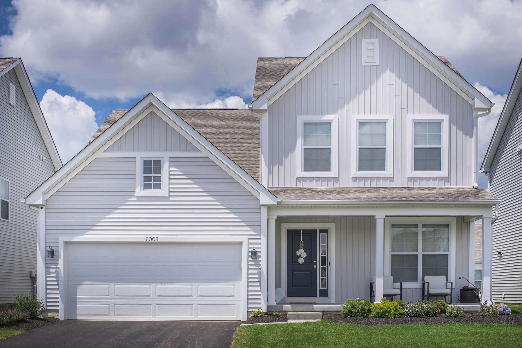 Homes For Sale Westerville Ohio Hoover Farms M I Homes