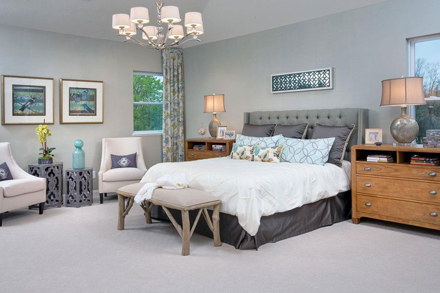 Sanctuary at The Lakes Regency Bedroom