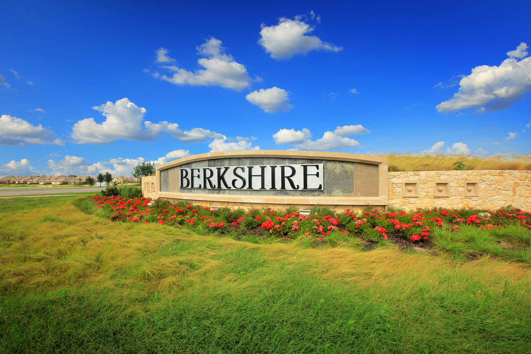 Berkshire Entrance