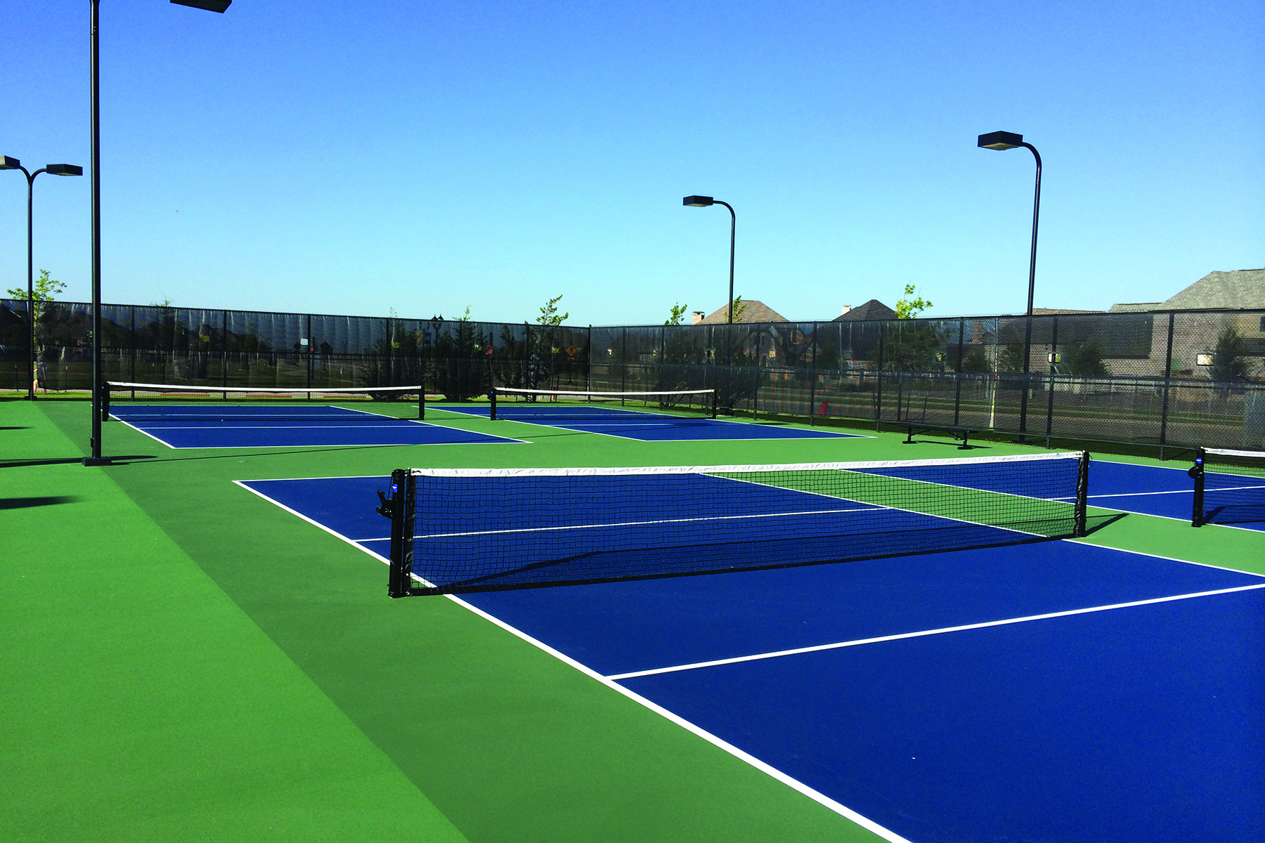 Light Farms Pickle Ball Courts