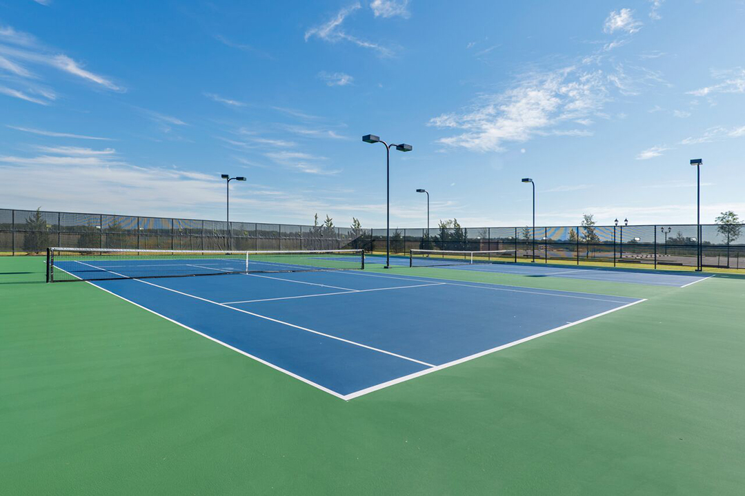 Light Farms Tennis Courts