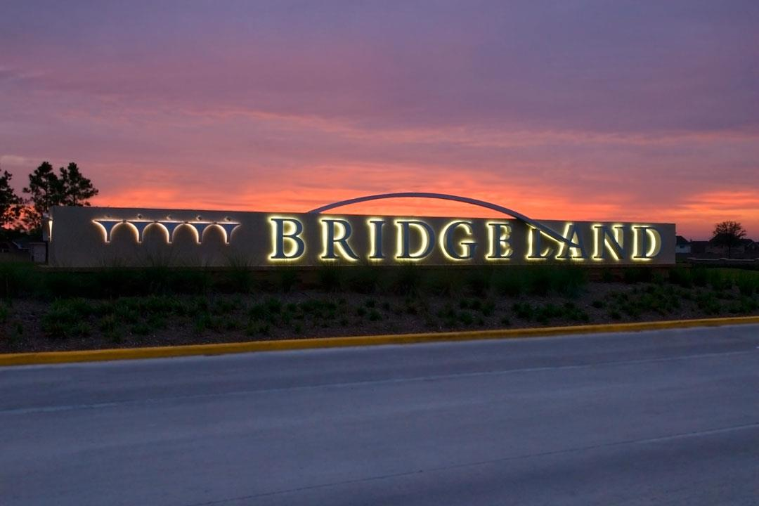 Bridgeland Entrance