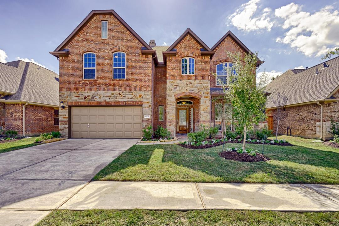 M/I Homes Sells Benefit Home in Houston, Texas