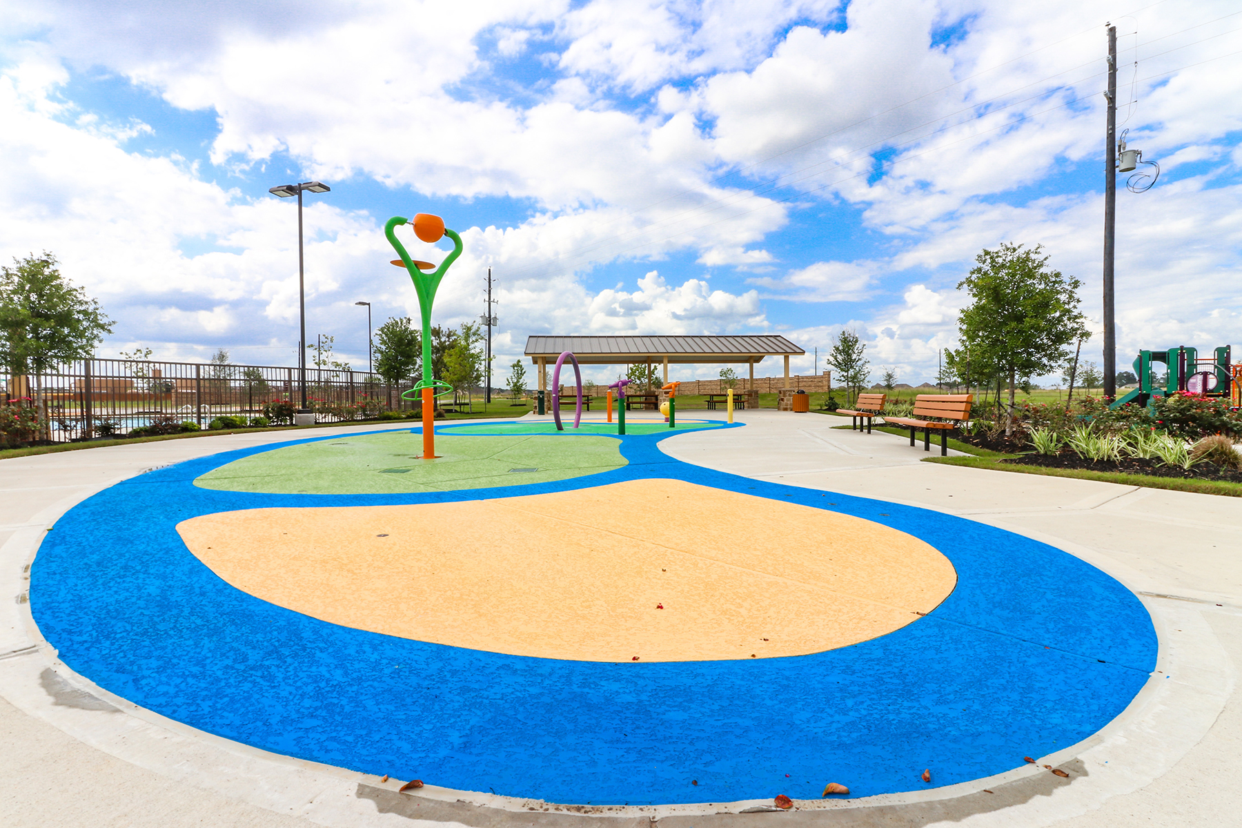 Laurel Park Playground