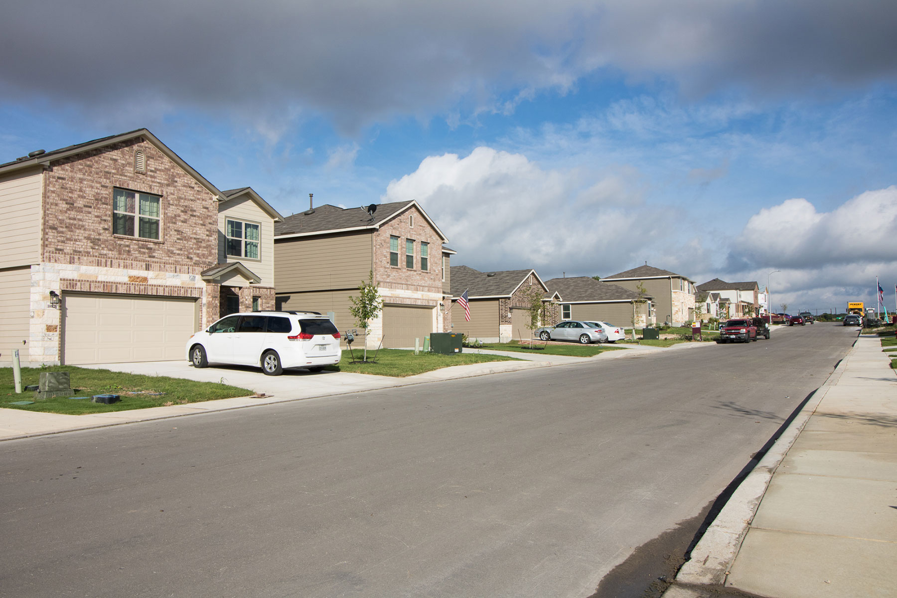 Southwinds Streetscape