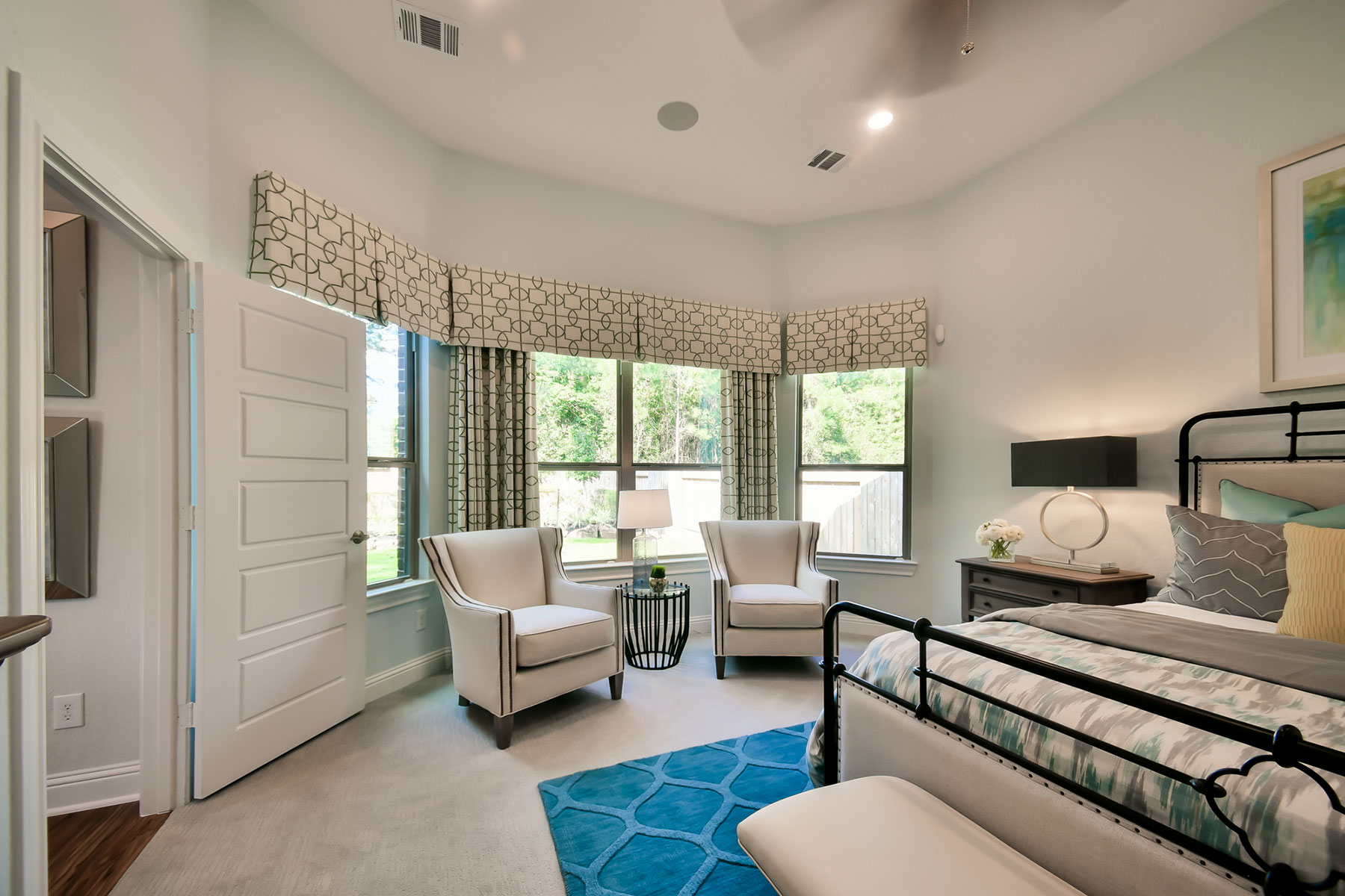 New Home In New Caney The Bridgeport M I Homes