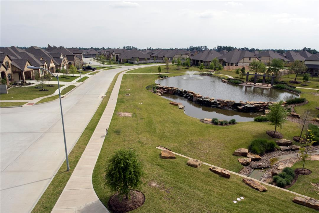 Wildwood at Northpointe Streetscape