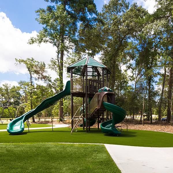Woodtrace Playground